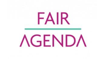 Fair Agenda's logo
