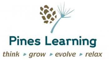 Pines Learning's logo