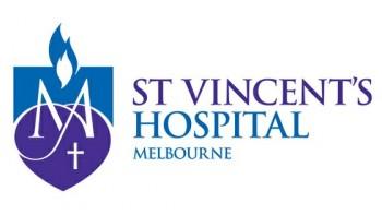 St Vincent's Hospital's logo