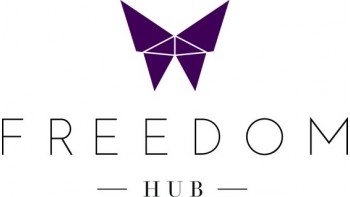 The Freedom Hub's logo