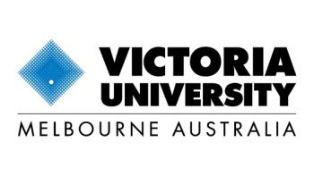 Victoria University's logo