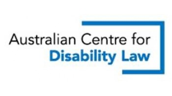 Australian Centre for Disability Law's logo