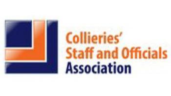 Collieries' Staff & Officials Association's logo
