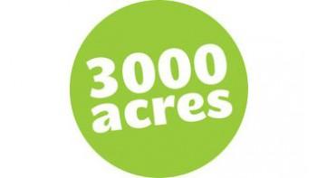 3000acres's logo