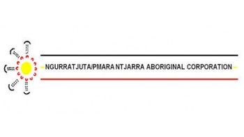 Ngurratjuta/Pmara Ntjarra Aboriginal Corporation's logo