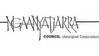 Ngaanyatjarra Council (AC)'s logo