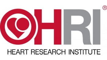 The Heart Research Institute's logo