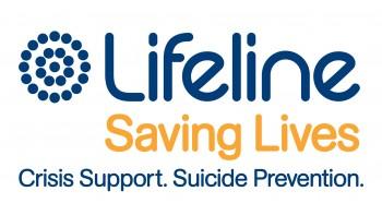 Lifeline Australia's logo