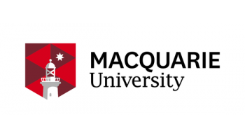 Macquarie University's logo