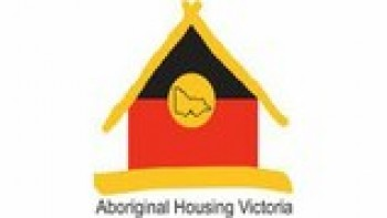 Aboriginal Housing Victoria's logo