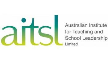 Australian Institute for Teaching and School Leadership's logo