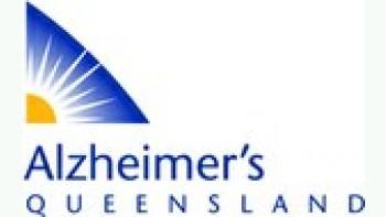 Alzheimers QLD's logo