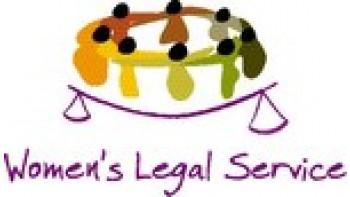 Women's Legal Service's logo