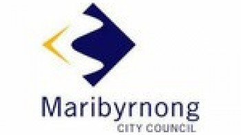 Maribyrnong City Council's logo