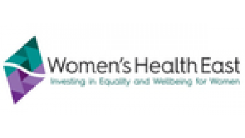 Women's Health East's logo