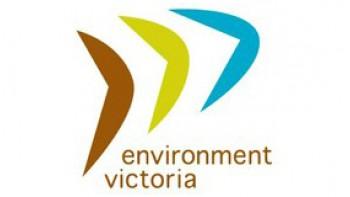 Environment Victoria's logo
