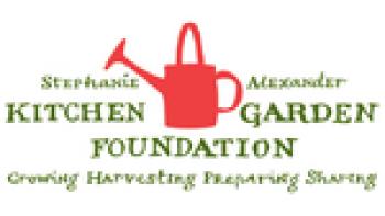 Stephanie Alexander Kitchen Garden Foundation's logo