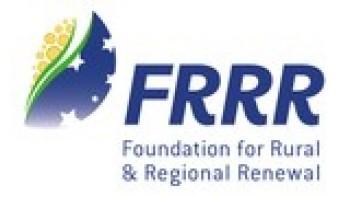 Foundation for Rural & Regional Renewal's logo