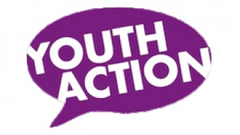 Youth Action's logo