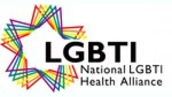 National LGBTI Health Alliance's logo