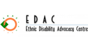 Ethnic Disability Advocacy Centre's logo