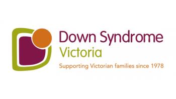 Down Syndrome Victoria's logo