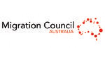 Migration Council Australia's logo