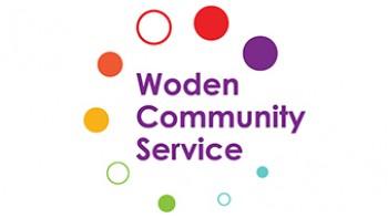 Woden Community Service's logo