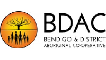 Bendigo and District Aboriginal Co-op's logo