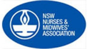 New South Wales Nurses and Midwives' Association's logo