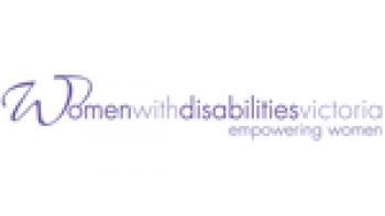 Women with Disabilities Victoria's logo