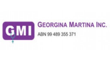 Georgina Martina Inc.'s logo