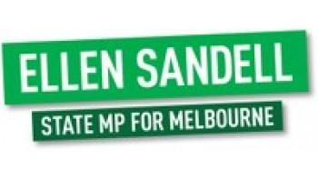 Ellen Sandell MP 's logo