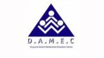 The Drug and Alcohol Multicultural Education Centre (DAMEC)'s logo