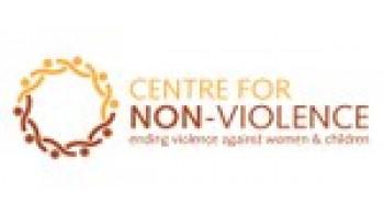Centre for Non Violence's logo