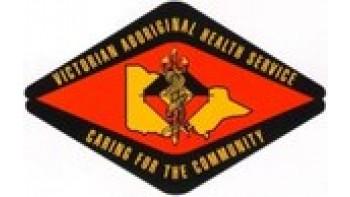 Victorian Aboriginal Health Service's logo