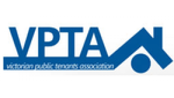 Victorian Public Tenants Association's logo