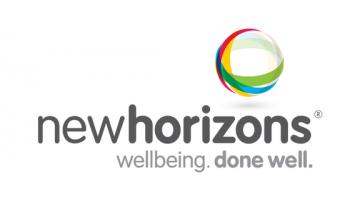 New Horizons's logo
