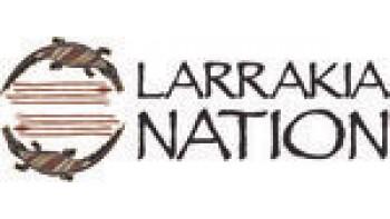 Larrakia Nation Aboriginal Corporation's logo