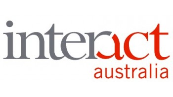 Interact Australia's logo