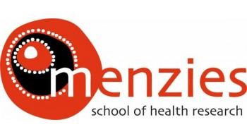 Menzies School of Health Research's logo