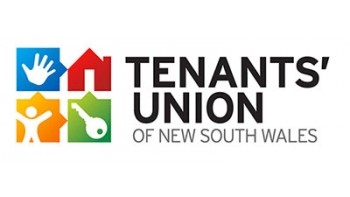 Tenants' Union of NSW's logo