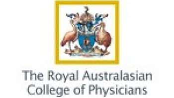 The Royal Australasian College of Physicians's logo
