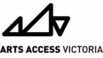 Arts Access Victoria's logo