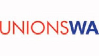 UnionsWA's logo