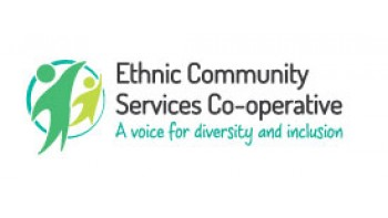 Ethnic Community Services Co-operative's logo