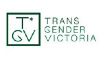 Transgender Victoria's logo
