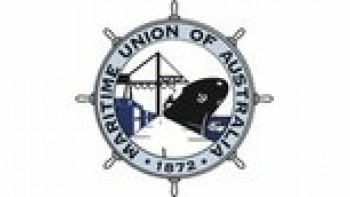 Maritime Union of Australia's logo