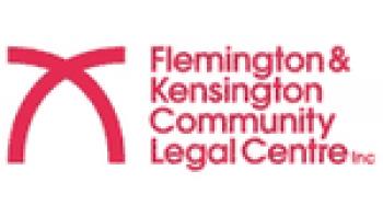 Flemington & Kensington Community Legal Centre's logo