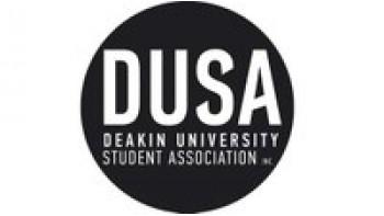 Deakin University Student Association's logo